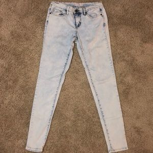 Altar'd State White wash denim Jeans - size 27
